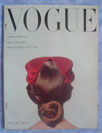 Vogue 1951 March cover