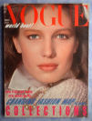 Vogue 1984 March cover