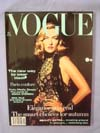 Vogue 1992 October cover