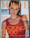 Vogue 1997 June cover